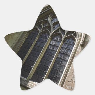 教会 星シール