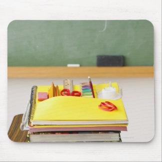 教室の黒板 マウスパッド