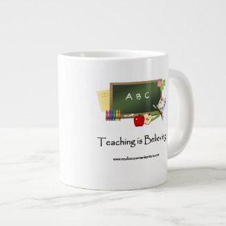 教授マグ ジャンボコーヒーマグカップ