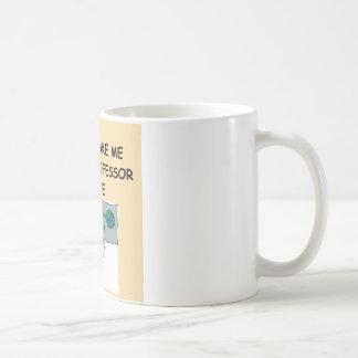 教授 コーヒーマグカップ