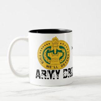 教練指導官コーヒー・マグ ツートーンマグカップ