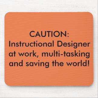 教育デザイナーマウスパッド マウスパッド