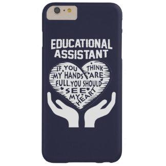 教育助手 BARELY THERE iPhone 6 PLUS ケース