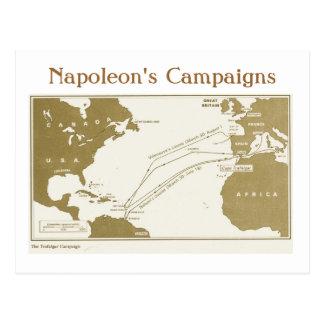 教育、歴史、ナポレオン、Trafalgar ポストカード