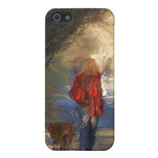 散歩 iPhone 5 CASE