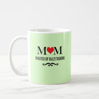 数々のなタスキングの母の日のコーヒー・マグのお母さんのマスター コーヒーマグカップ