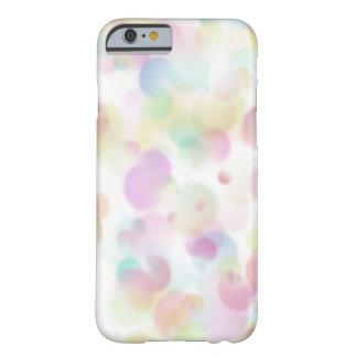 数々のな水彩画の破烈 BARELY THERE iPhone 6 ケース