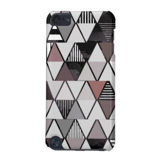 数々のな灰色の三角 iPod TOUCH 5G ケース