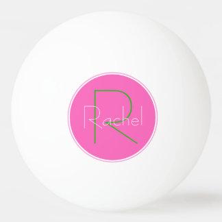 数々のな色の水玉模様 卓球ボール