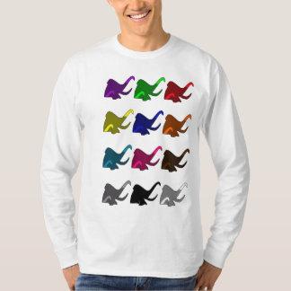 数々のなElefant Tシャツ