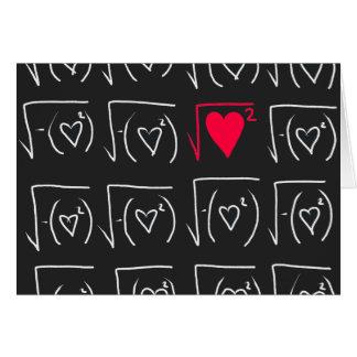 数学のオタクのロマンス: 発見の実質愛 カード