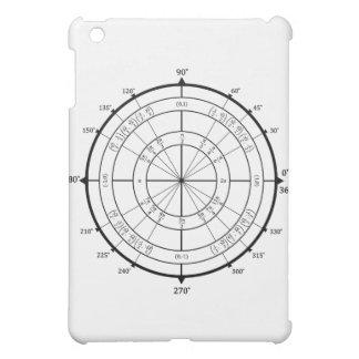 数学のギークの単位円 iPad MINIケース
