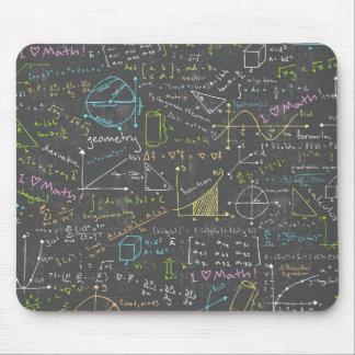 数学のレッスン マウスパッド
