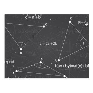 数学の同等化 ポストカード