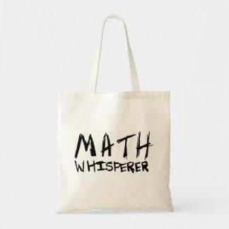 数学の囁くもののトートバック トートバッグ