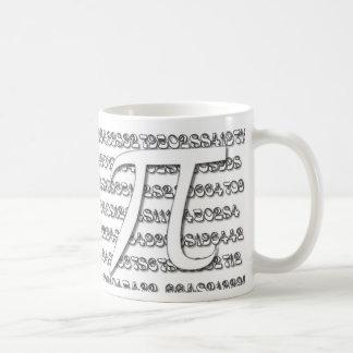 数学の恋人及びギークのためのPi日の特別なマグ コーヒーマグカップ