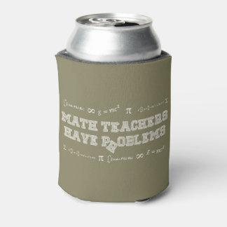 数学の教師に問題があります 缶クーラー