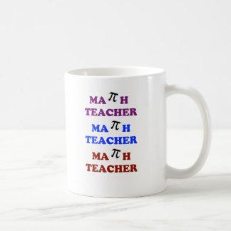 数学の教師 コーヒーマグカップ