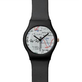 数学の方式数腕時計 腕時計