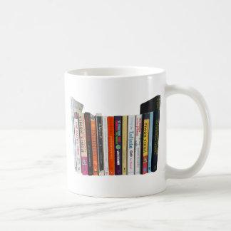 数学の本だな コーヒーマグカップ