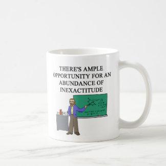 数学の混乱、数学の混乱 コーヒーマグカップ
