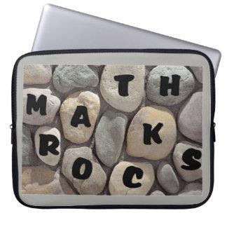 数学は、数学の教師のラップトップの箱揺れます ラップトップスリーブ