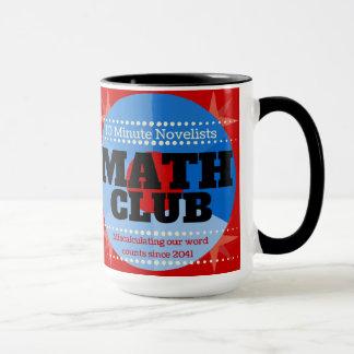 数学クラブマグ マグカップ