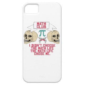 数学クラブ例 iPhone SE/5/5s ケース