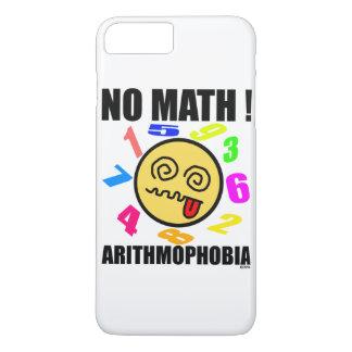 数学無し! Arithmophobia iPhone 8 Plus/7 Plusケース