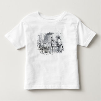数学精密の楽器 トドラーTシャツ