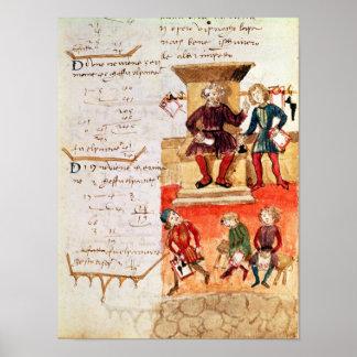 数学論文からの数学のレッスン、 ポスター