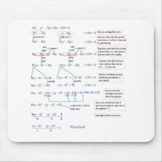 数学 マウスパッド