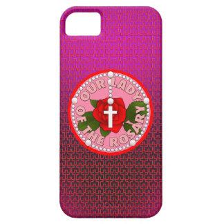 数珠の私達の女性 iPhone SE/5/5s ケース