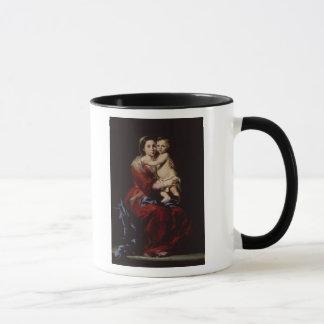 数珠、c.1650のヴァージン マグカップ