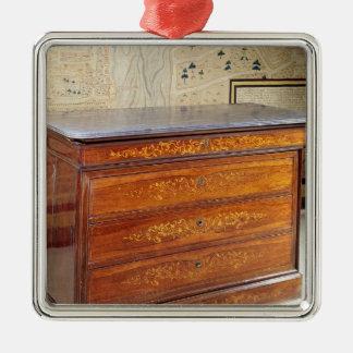 整理箪笥、ルイPhilippeの期間 メタルオーナメント