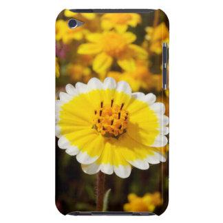 整頓された先端の野生の花 Case-Mate iPod TOUCH ケース