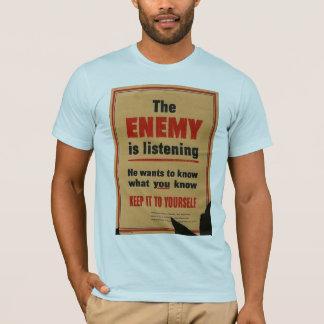 敵の世界大戦2 Tシャツ