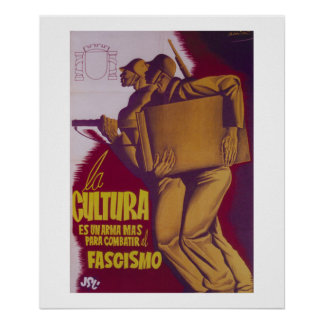 文化はfight_Propagandaポスターへ武器です ポスター