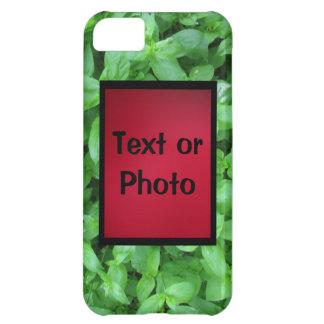 文字か写真 iPhone5Cケース