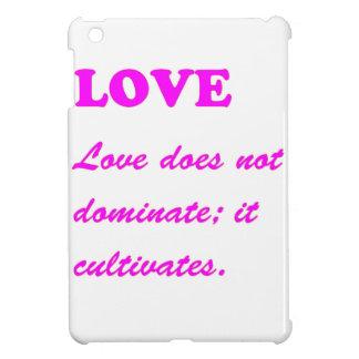 文字: 愛ロマンスの純粋なハートの熱い低価格のギフト iPad MINI CASE