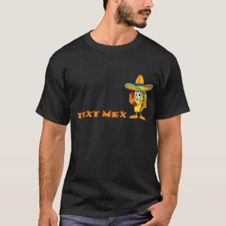 文字MEX Tシャツ