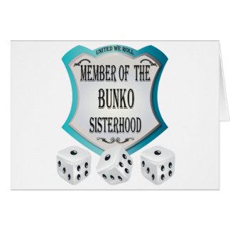 文庫の姉妹関係のメンバー カード