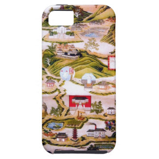 文明開化曼荼羅 iPhone SE/5/5s ケース