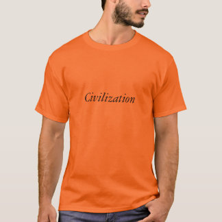 文明 Tシャツ
