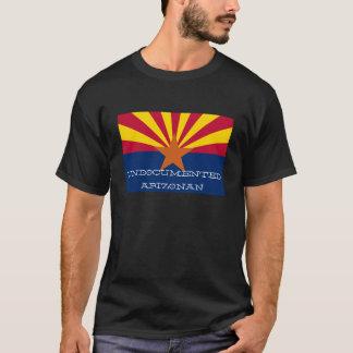 文書化されていないARIZONAN Tシャツ