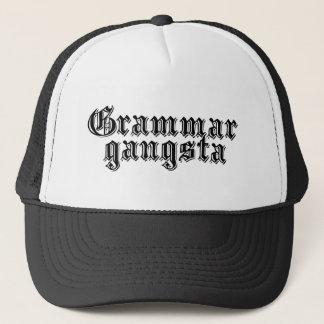 文法ギャング キャップ