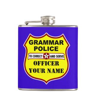 文法警察のカスタマイズ可能なフラスコ フラスク