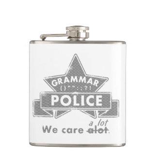 文法警察 フラスク