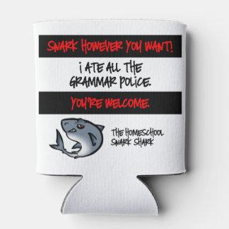 文法警察 缶クーラー