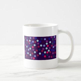 斑点を付けられる井戸 コーヒーマグカップ